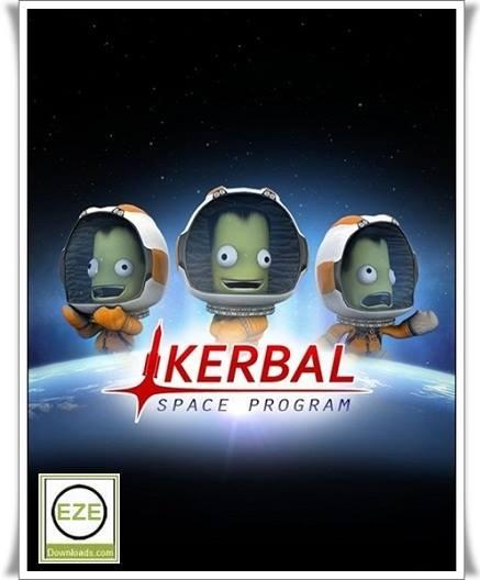 Kerbal Space Program PC Game Free Download Getintopc