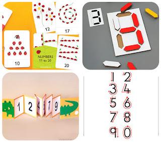 9 Juegos gratis para aprender los números