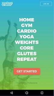 Workout Trainer PRO+ APK