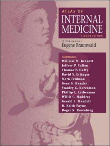 Braunwald Atlas of Internal Medicine 2Ed