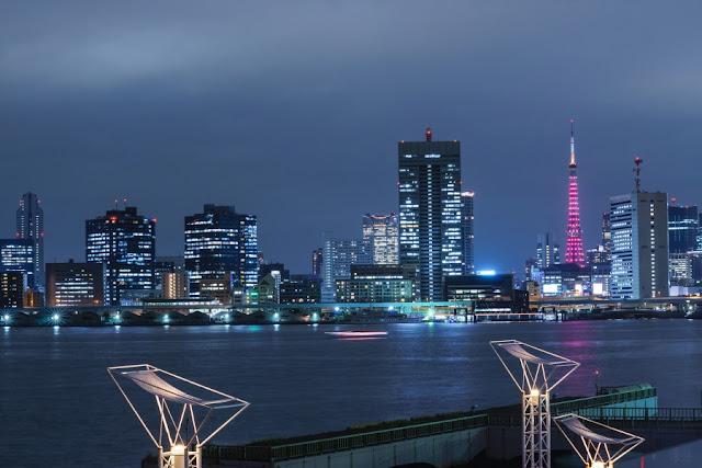 東京タワー・展望の日前日ダイヤモンドヴェール