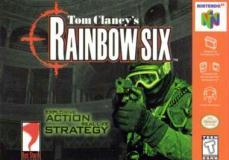 LINK Tom Clancy's Rainbow Six N64 CLUBBIT