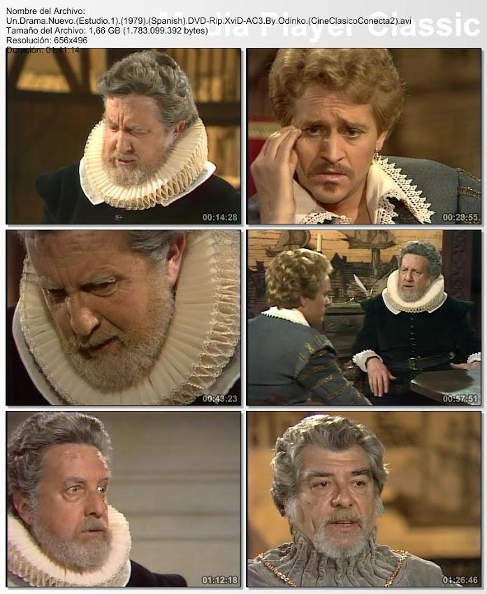 Un drama nuevo 1979 | Capturas de pantalla