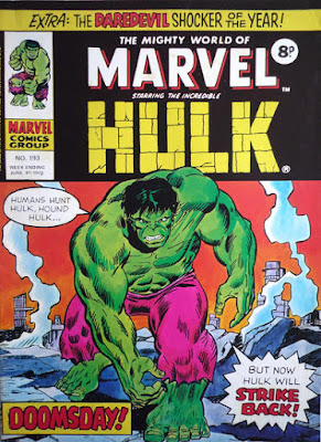 Mighty World of Marvel #193