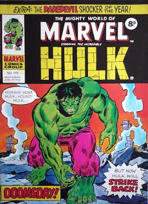 Mighty World of Marvel #193