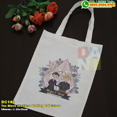 Tas Blacu 25x35cm Printing Full Colour