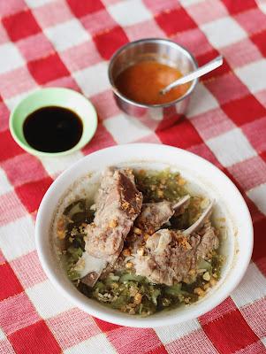 bakut sayur asin, baikut sayur asin, bakut sawi asin, baikut sayur asin, sop iga babi, pork ribs soup
