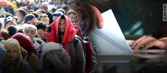 Κύμα ελληνοποιήσεων αλλοδαπών από την κυβέρνηση λίγο πριν τις εκλογές