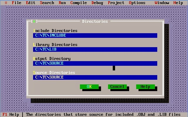 Turbo C/C++ For Android Mobile Download & Run - TURBO C FOR