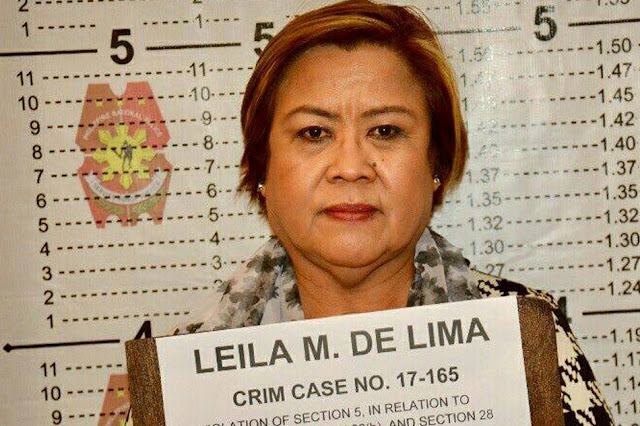 Doctor says De lima not a political prisoner but she failed to comply with DOJ requirements