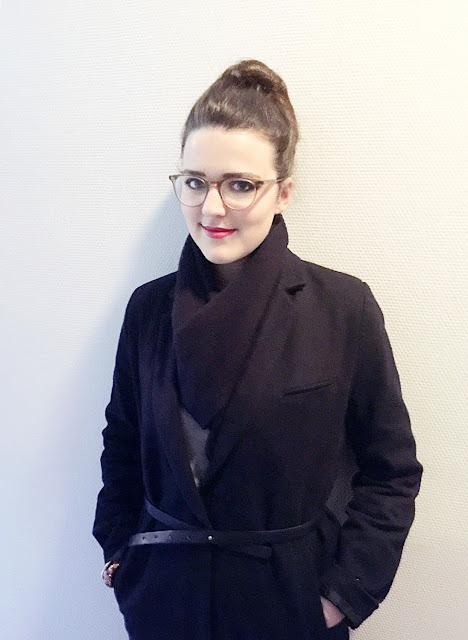 Alexia, gagnante du Concours Jeunes Talents 2015 chez Mode Estah