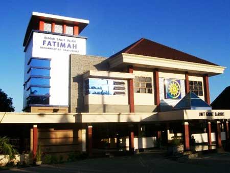 Alamat & Nomor Telepon RSI Fatimah Banyuwangi