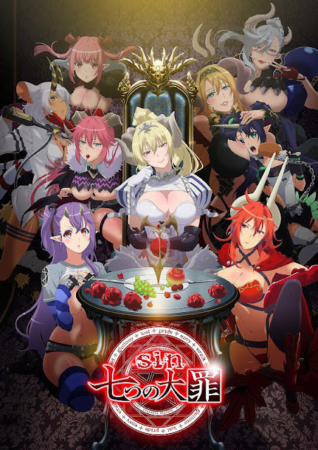 """Cast and New Visual For """"Seven Deadly Sins"""" (Ecchi One) Anime Revealed"""
