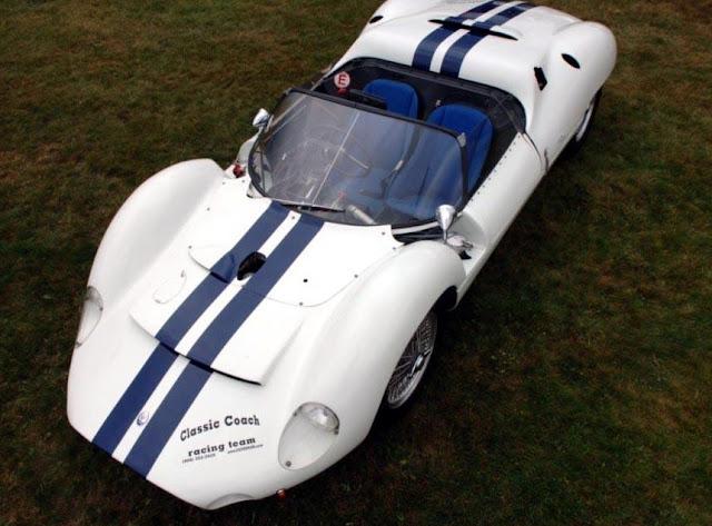 Maserati Tipo 63 Birdcage es la base de inspiración para el MC-63 Hypercar