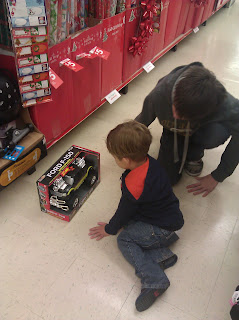 playing at family dollar