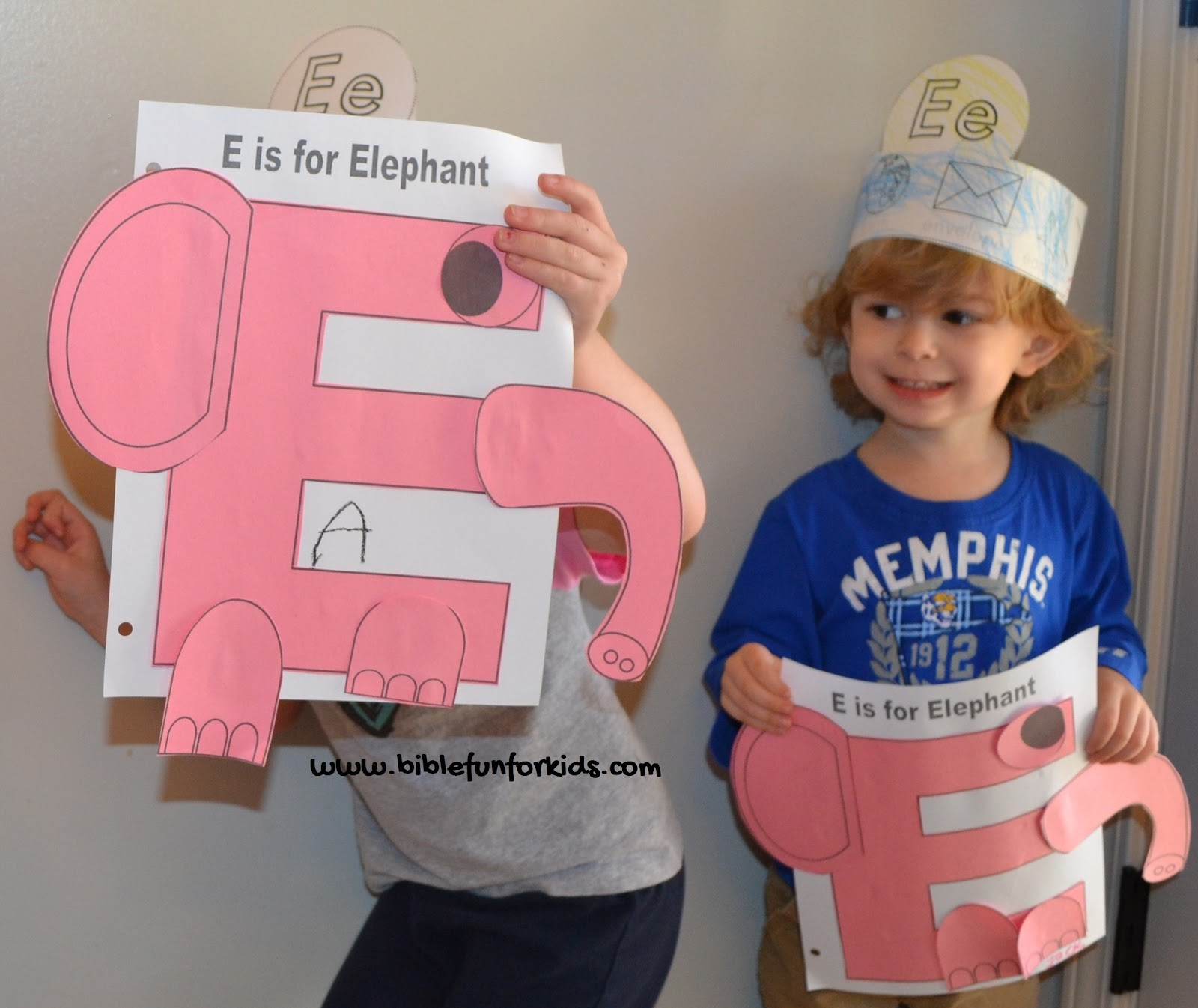 Bible Fun For Kids Preschool Alphabet E Is For Ezekiel
