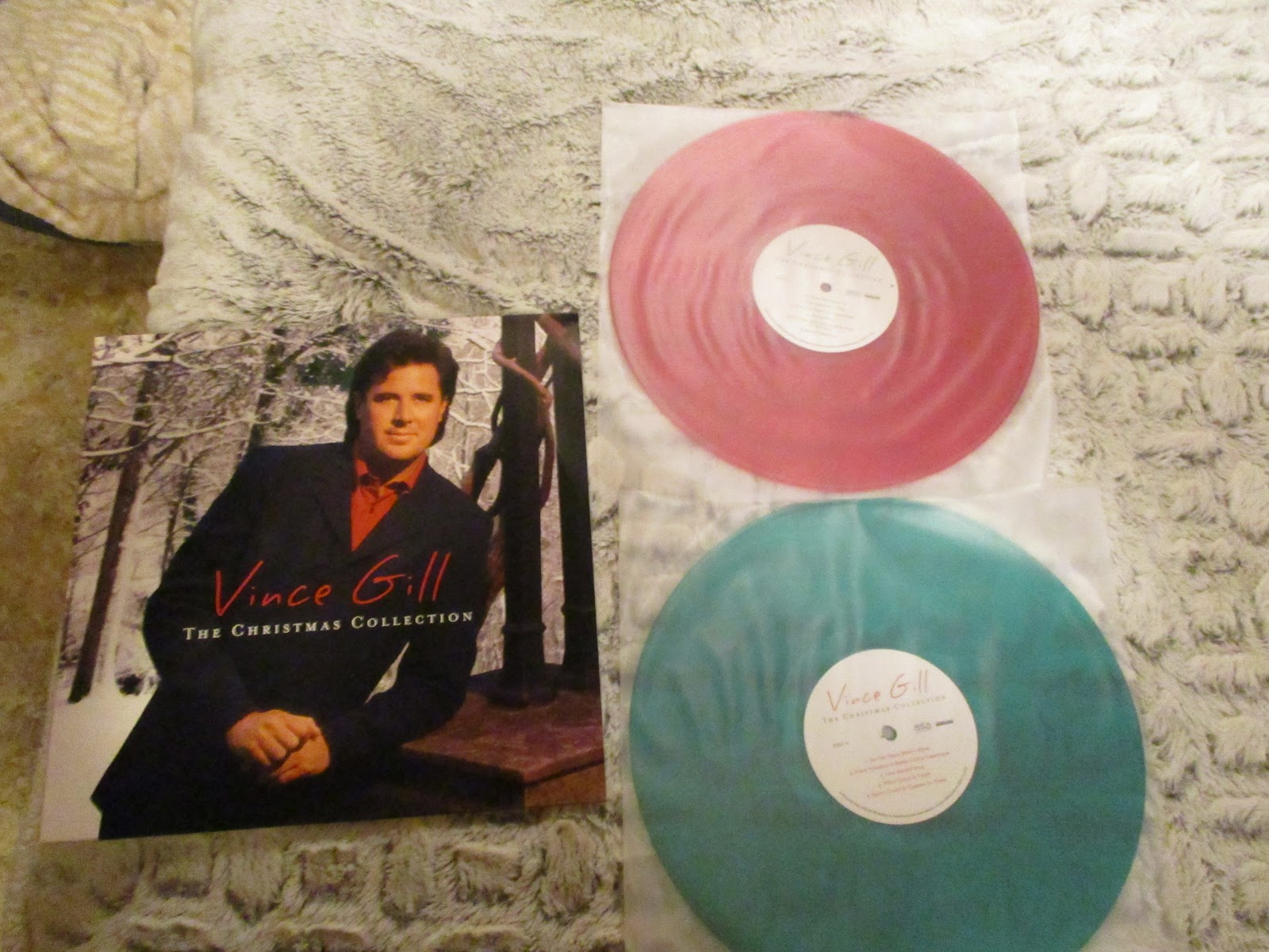 Christmas Albums Coming Out In 2019.Amy Grant Christmas 3lp 7 Vinyl Box Set 10 11 2019
