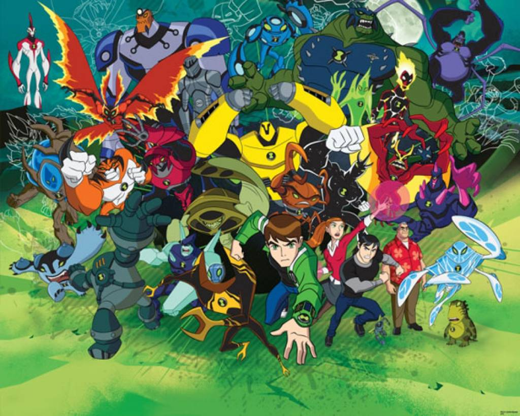 Ben10 Photos Pictures And Wallpapers