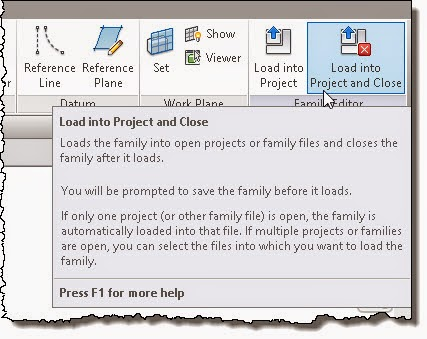 Revit OpEd: Revit 2015 R2 - Load into Project and Close