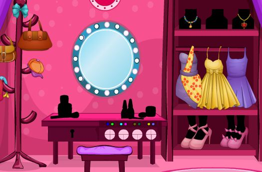 DressUp2Girls Girls Room …