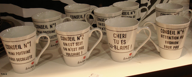 Mug collection Cristina Cordula