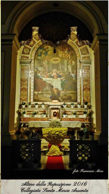 Cappella Ultima Cena Carella Ceglie Messapica