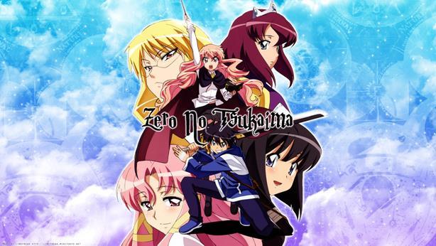 The Familiar of Zero - Best J.C.Staff Anime list