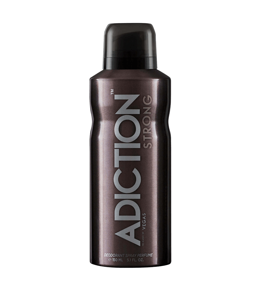 ADICTION STRONG VEGAS BODY SPRAY 150 ML