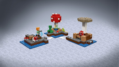 lego minecraft sets