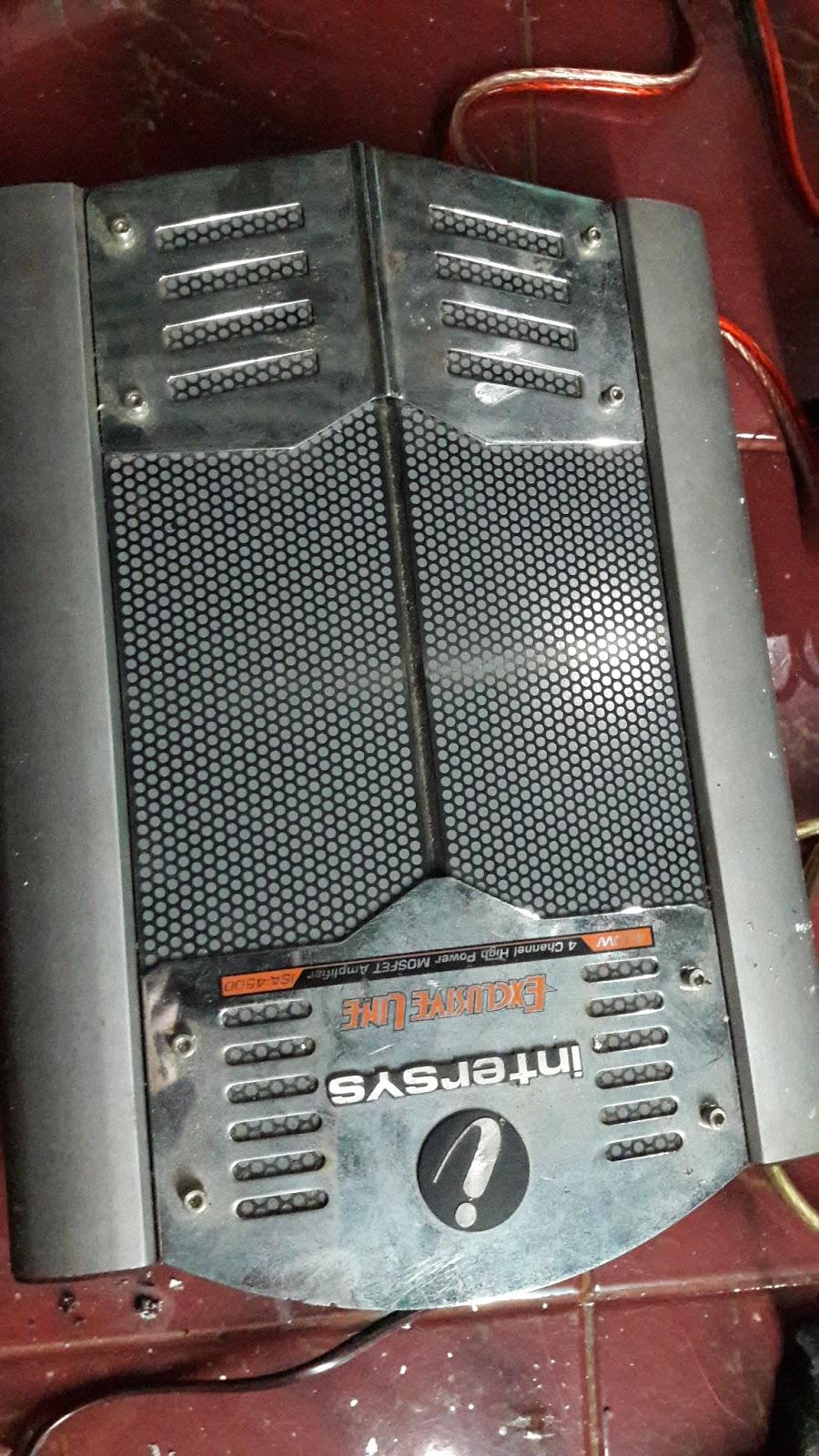 Penyebab Power Mobil Mati Total Protek Konslet Wahyu Service Kapasitor Audio Amplifier