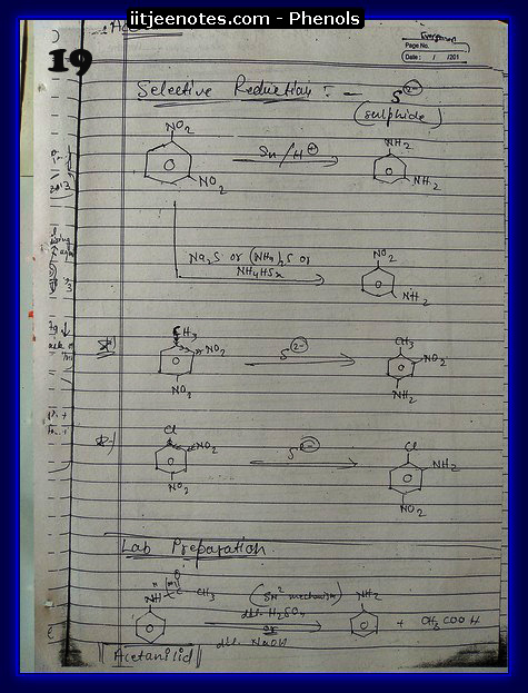 Phenol Notes 5
