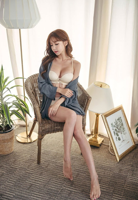 Hot girls Beauty Girls sexy body Korean Model Yoon Ae Ji 9