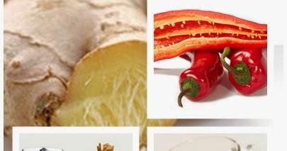 25 Alimentos termogênicos - Dieta Alimentar - Dietas e..
