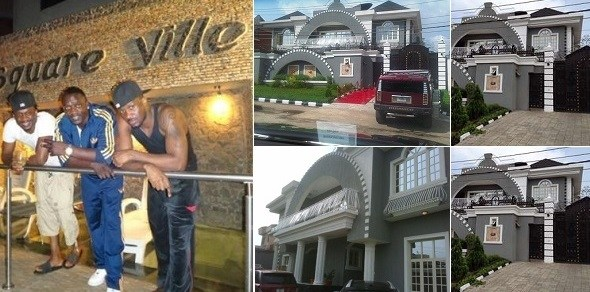 PSquare puts up their Squareville mansion up for sale at N320 million