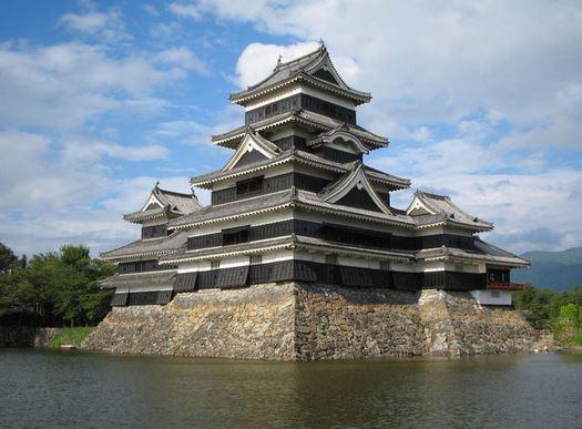 japan medieval castle