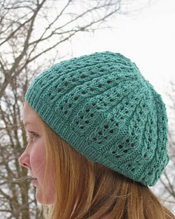 knitting pattern found on Ravelry by designer Karen Marlatt