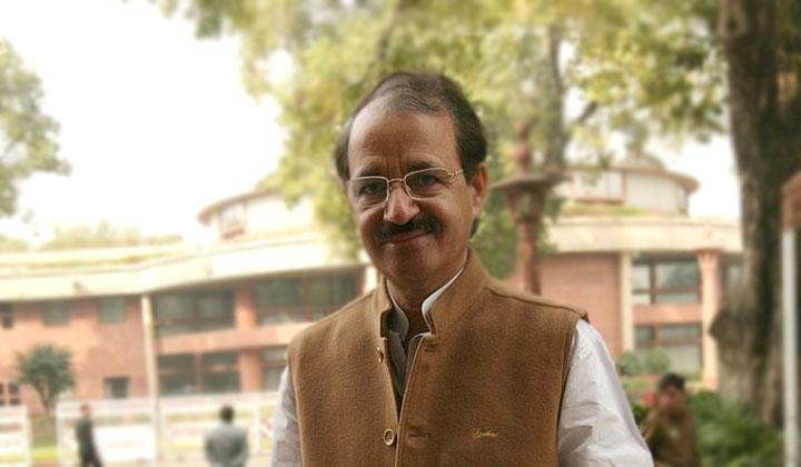 कांग्रेसी नेता राशिद अल्वी