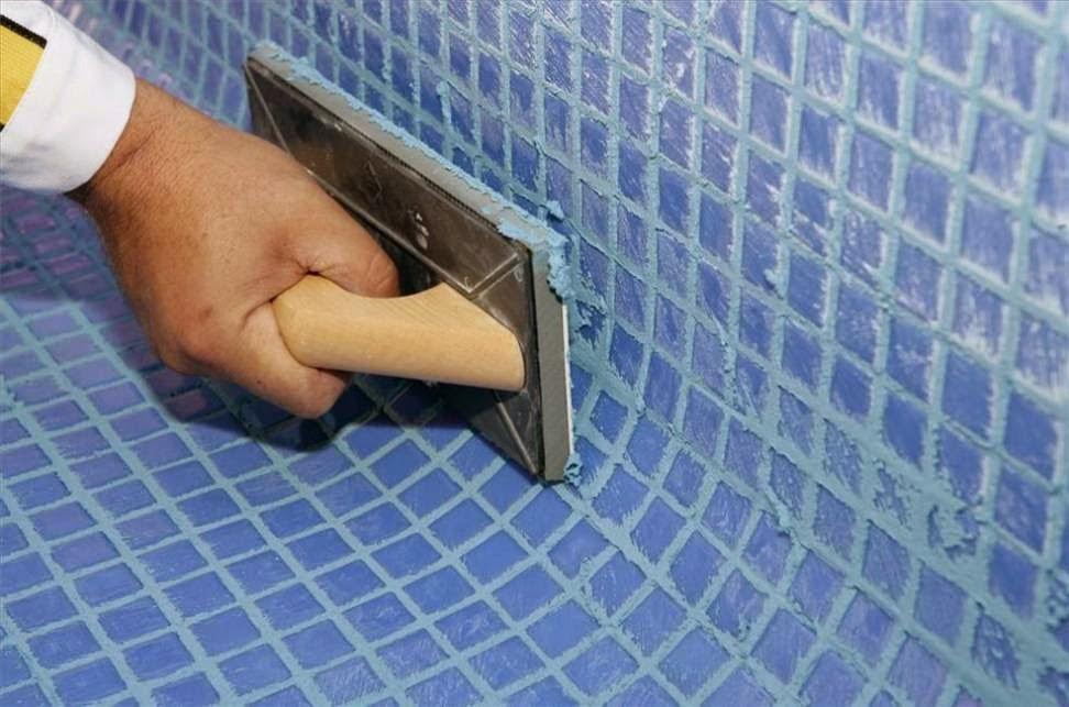 Pintar juntas azulejos colores best baldosa para bao en - Pintar juntas azulejos ...