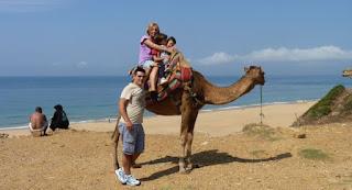 Los Viajes de Héctor al completo por Marruecos.