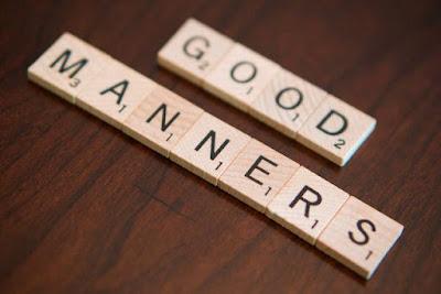 Amalan sikap yang baik, Good Manners,
