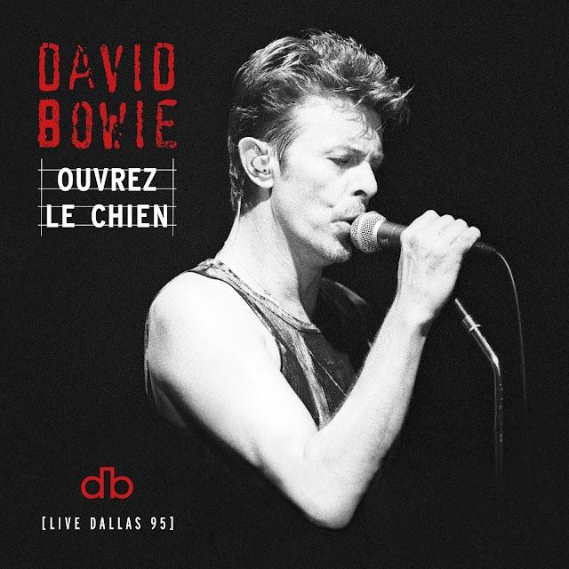 Ouvrez Le Chien disco ao vivo de David Bowie será lançado em Julho