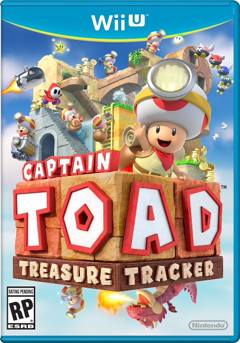 Captain Toad Treasure Tracker Multi-Español