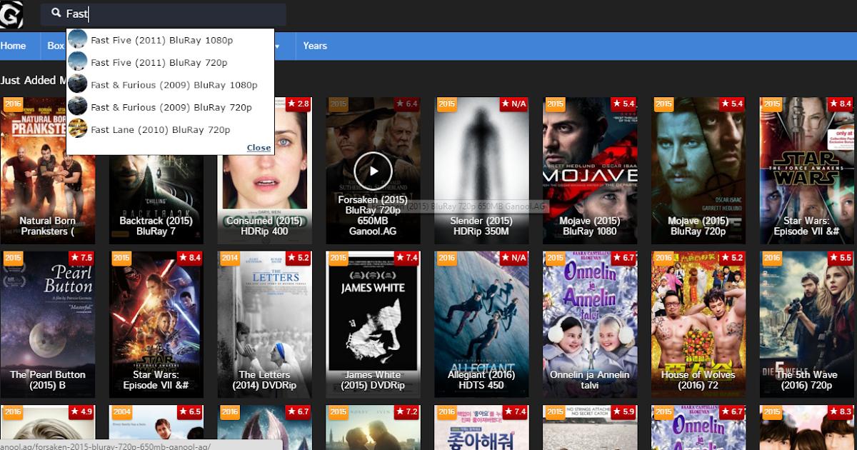 cara download film di ganool gratis mudah dan cepat