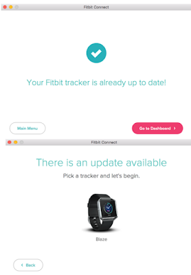 How to Update Fitbit Blaze