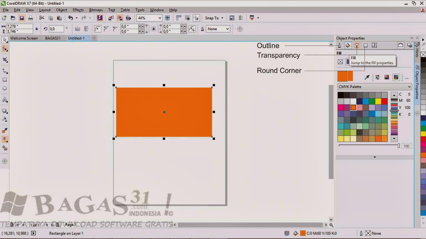 Download Corel Draw X7 Graphics Suite Full Keygen