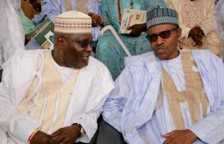 Atiku reacts to Obasanjo's letter to Buhari