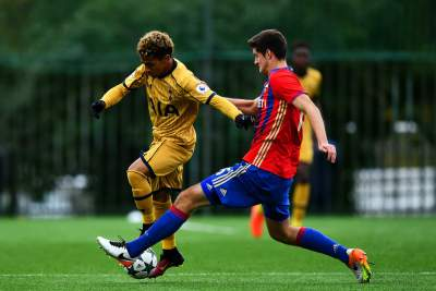 FT: CSKA U-18 3 SPURS U-18 2