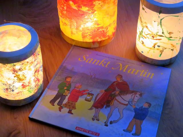 Bücher zum Martinsfest