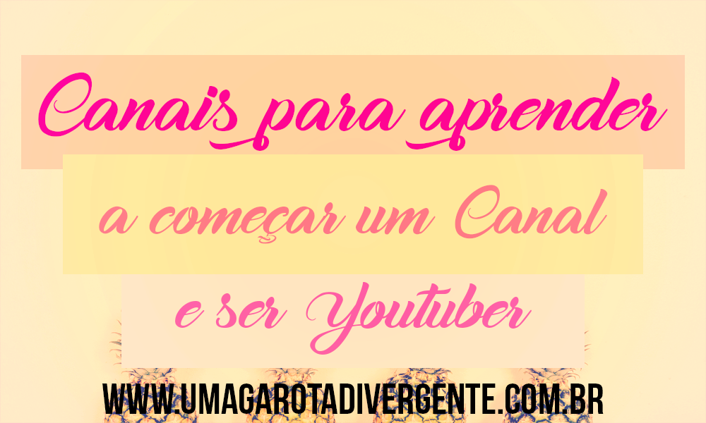 Canal Youtuber