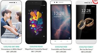 Cek harga smartphone terbaru